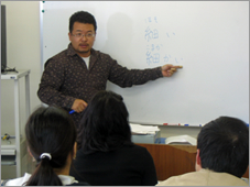 秀林外語専門学校の教育方針